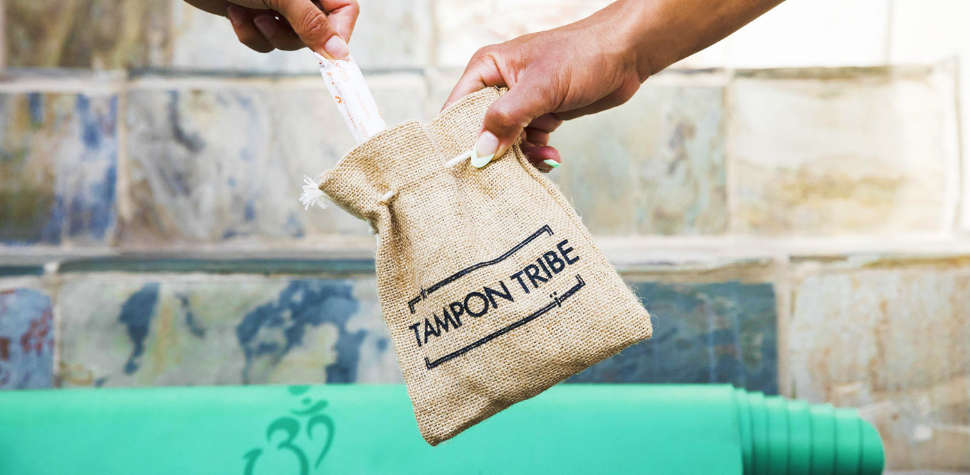 Buy Best Certified Plastic Free Organic Cotton Tampons