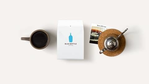 Blue Bottle subscription box