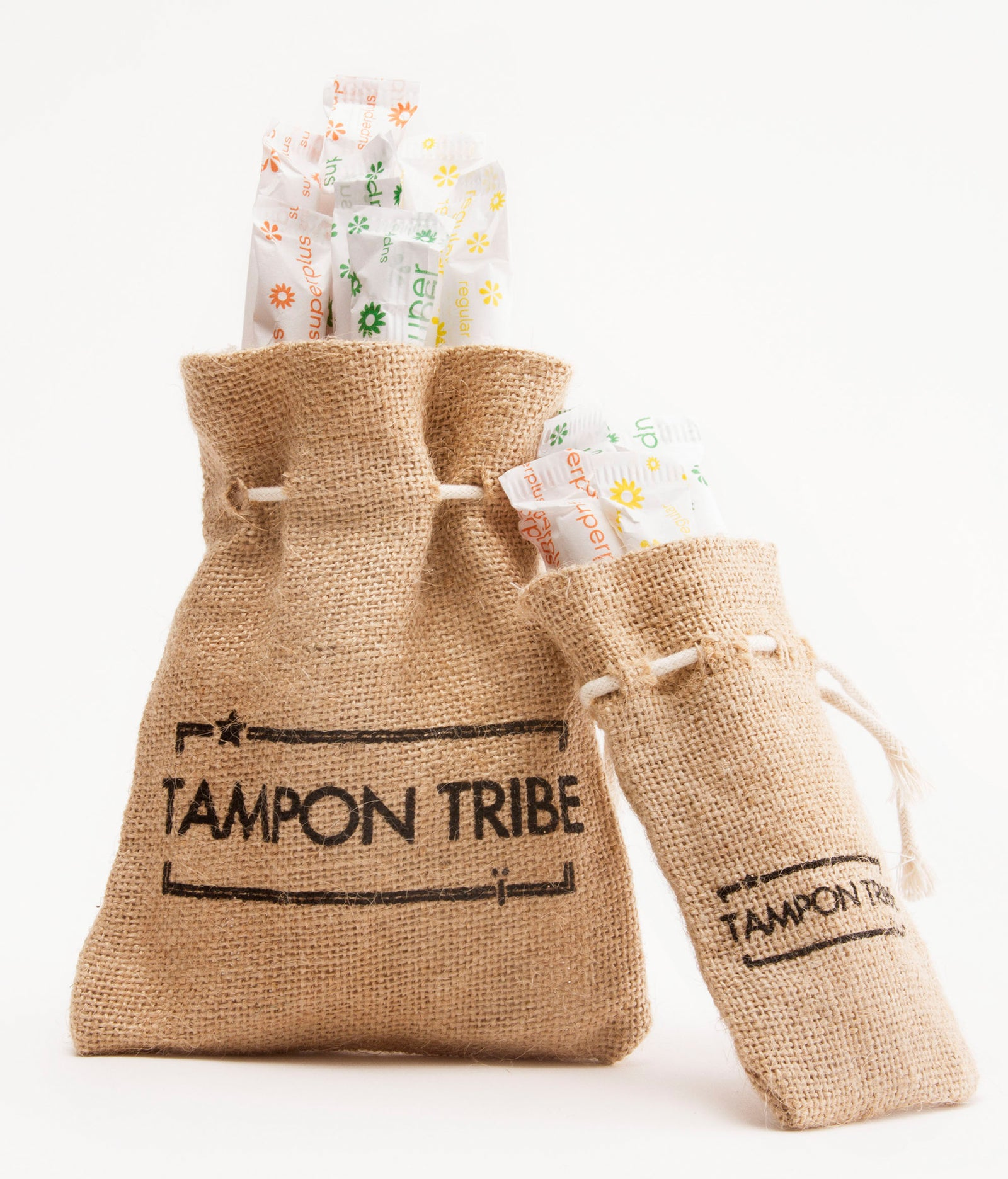 Buy Best Certified Plastic Free Organic Cotton Tampons & Pads Online