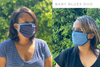Ridiculously Comfy Reusable Cloth Mask - 2 PACK