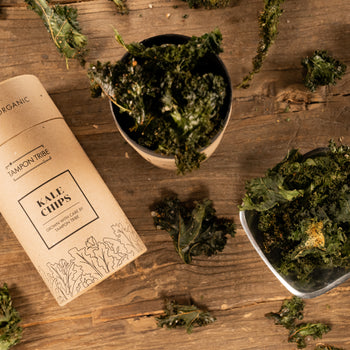 MONTHLY HARVEST: ORGANIC KALE CHIPS