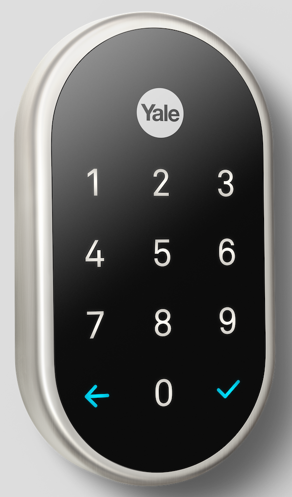 3 Nest X Yale Locks (Install Included)