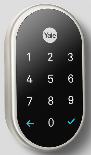 1 Nest X Yale Lock (Install Included)