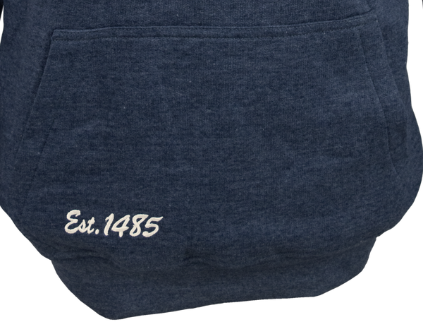 Unisex London England Hoodie Hooded Sweatshirt Denim Blue New 2020 Colour - British Heritage Brands
