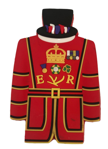 Beefeater or Yeoman Wader Fridge Magnet High Definition Print Gift - British Heritage Brands