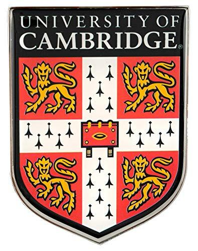 Cambridge University Licensed Official Epoxy Fridge Magnet Shield Crest 10cm