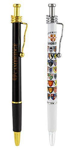 Licensed Official Cambridge University Set of 2 Pens