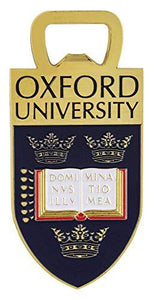 Official Licensed Oxford University Bottle Opener Fridge Magnet Shield Crest
