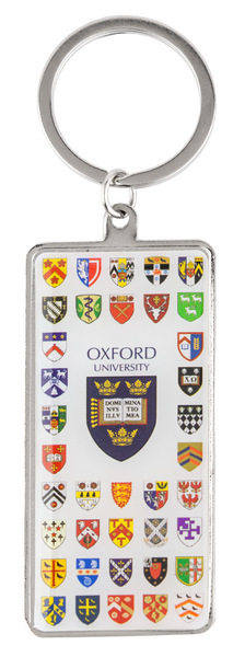 Licensed Official Oxford University Pen and Keyring Gift Set