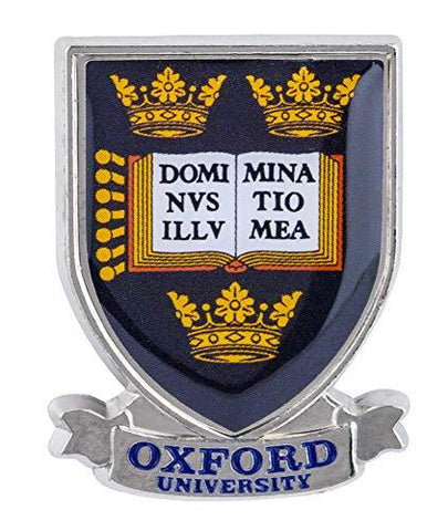 Official Licensed Oxford University Pin Badges Button Bags Racksack Backpack