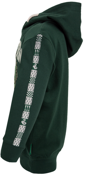 Licensed Unisex Kids Harry Potter Slytherin Hoodie sizes 1 year to 13 years