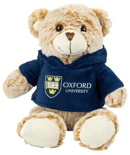 Oxford University Licensed Teddy Bear 20cm High Big Soft toy plush with printed Hoodie