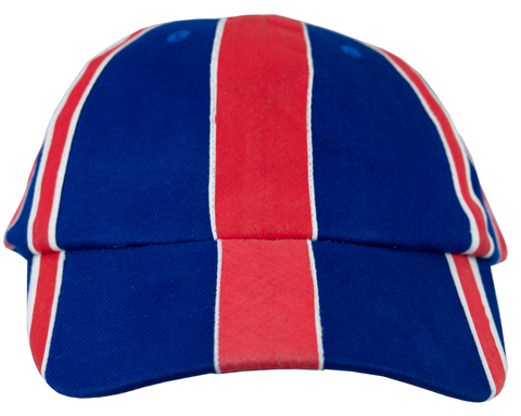 Unisex Fit Union Jack British Flag Baseball Cap - British Heritage Brands