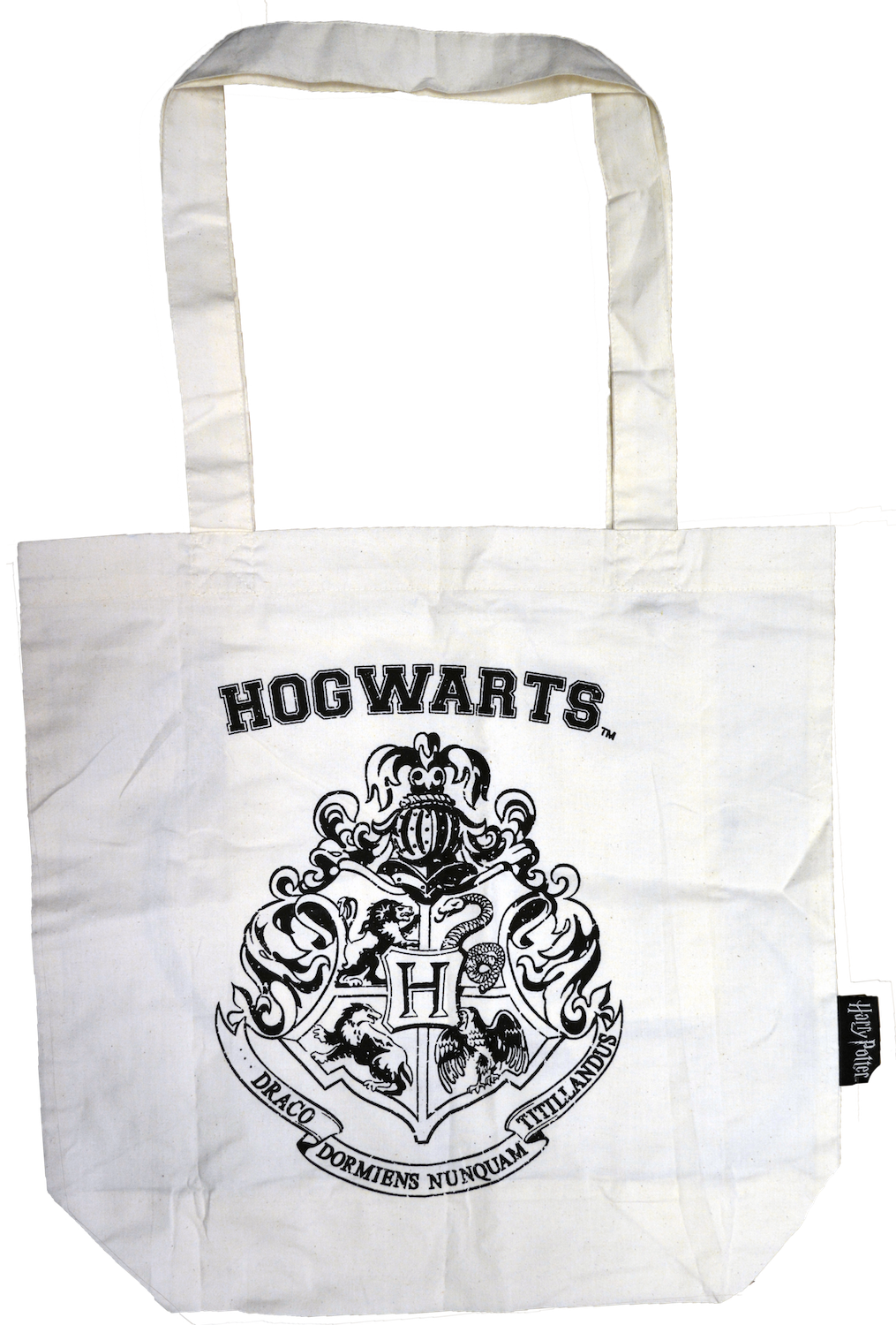 Licensed Harry Potter Hogwarts Tote Bag - British Heritage Brands