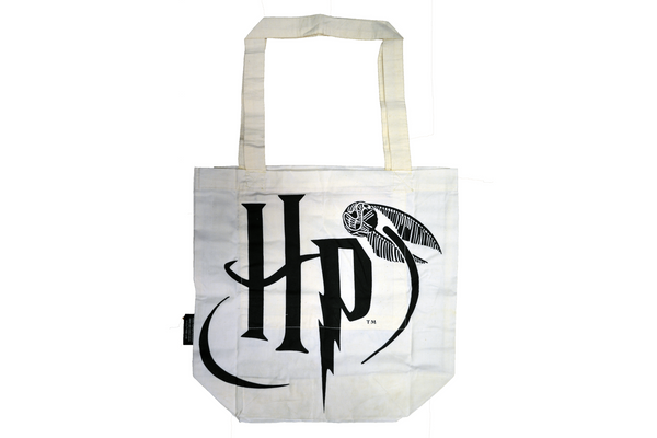 Licensed Harry Potter Allover Print Tote Bag - British Heritage Brands