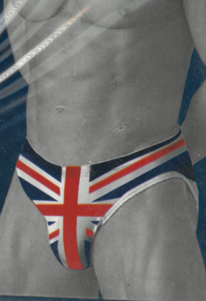 Mens 3 Pieces Union Jack British Flag Briefs - British Heritage Brands