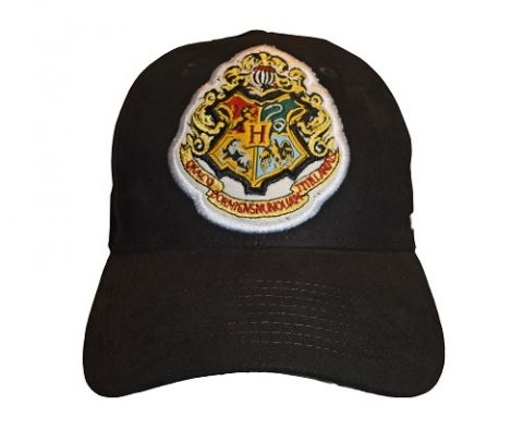 Licensed Harry Potter Hogwarts baseball Cap Myth Wizarding World - British Heritage Brands