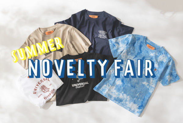\NOVELTY FAIR 開催/