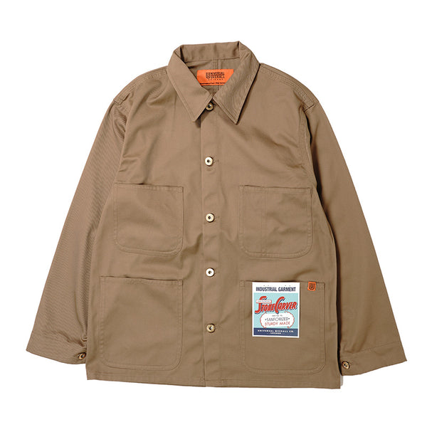 Coverall (STONE CUTTER)【Begin掲載商品】【U7434225】