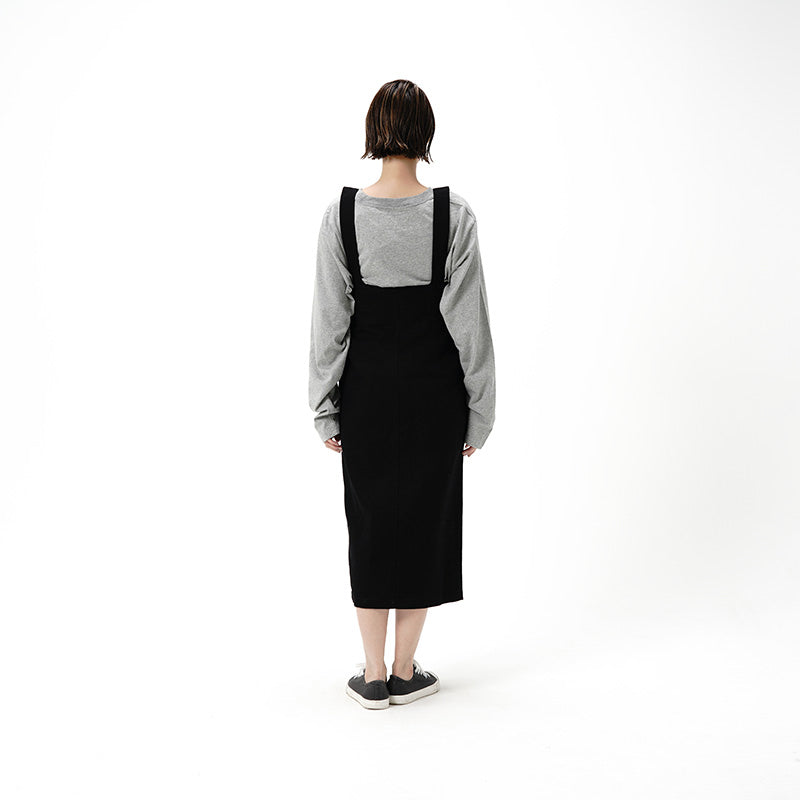HIGH WAISTED JUMPER SKIRT【U932707】