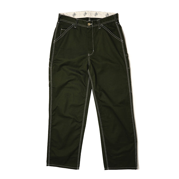 WIDE PAINTER PANTS【U813670-C】