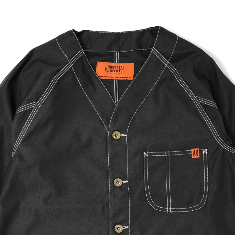 NO COLLAR COVERALL【U2012408】