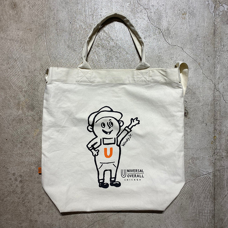 TOTE BAG(ウィンディー)【DWOVO-001】