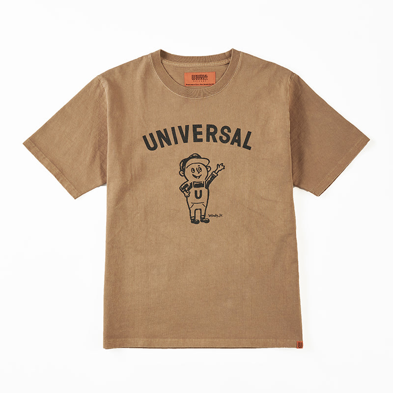 ☆WINDY JR.TEE【U2123210-B】