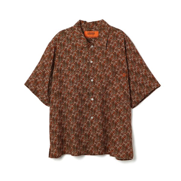 OPEN COLLAR SHIRT【U2113168-A】