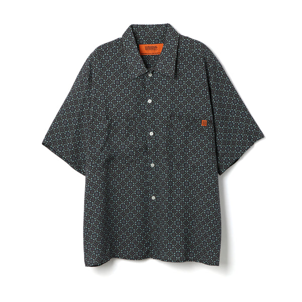 OPEN COLLAR SHIRT【U2113168-B】