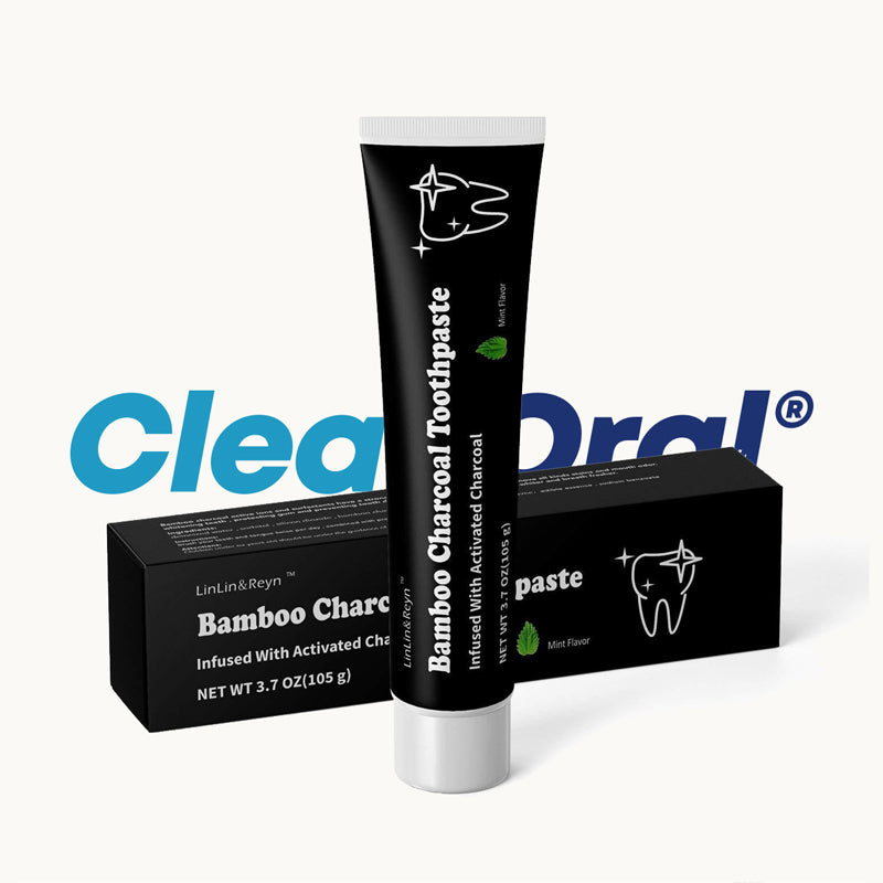 CleanOral® bamboo charcoal Toothpaste