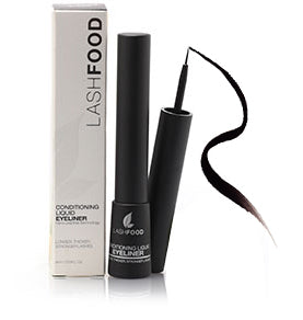 LASHFOOD Conditioning Liquid Liner Brown - SkinLinc Healthy Skincare