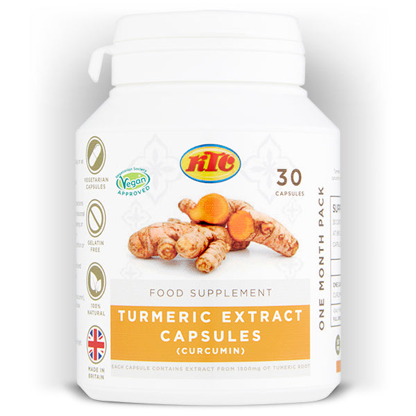 TURMERIC SUPPLEMENT CAPSULES - SkinLinc Healthy Skincare