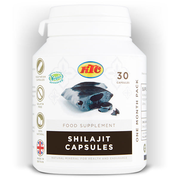 SHILAJIT SUPPLEMENT CAPSULES - SkinLinc Healthy Skincare