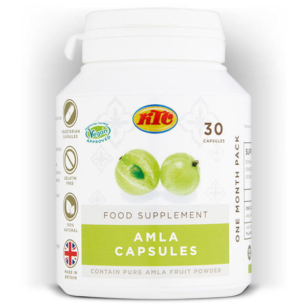 AMLA SUPPLEMENT CAPSULES - SkinLinc Healthy Skincare