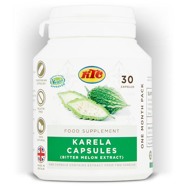 KARELA SUPPLEMENT CAPSULES - SkinLinc Healthy Skincare