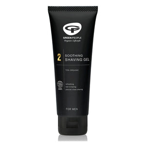 THE GREEN PEOPLE FOR MEN - FACE WASH / SHAVING GEL 100ML