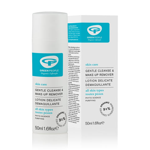 GENTLE CLEANSE & MAKE-UP REMOVER 50ML