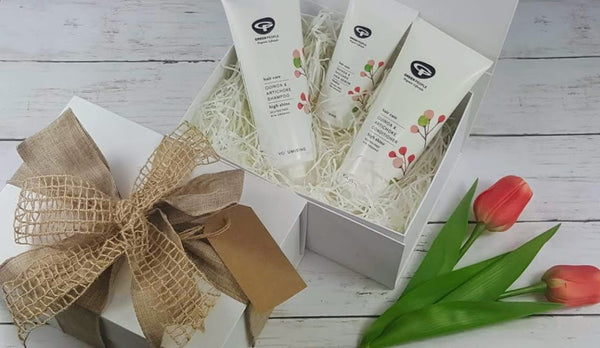 Organic Hair Care Gift - SkinLinc Healthy Skincare