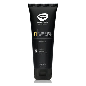 GREEN PEOPLE FOR MEN - TEXTURISING STYLING GEL 100ML