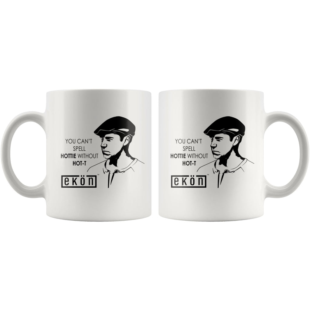Hot-T Mug (White) - ekontea
