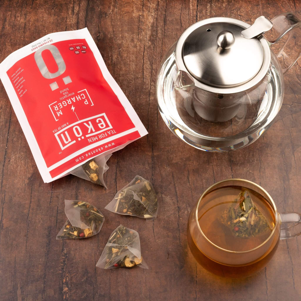 PM Charger (Tea Bags) - Digestion Boosting Tea Blend