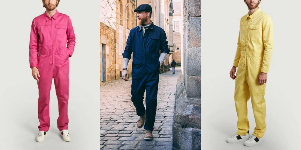 combinaison homme mcoveralls