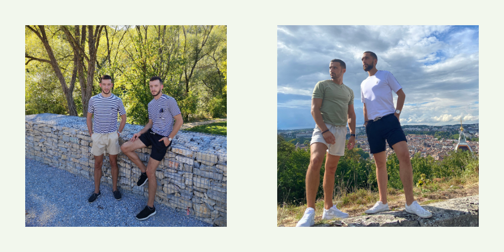 combishort homme 2020 style=