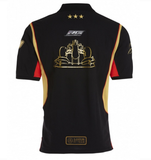 Lotus F1 Team 2013 F1 Mens Romain Lifestyle Polo