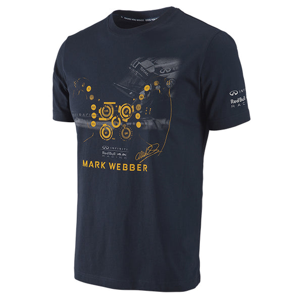 Red Bull Racing Webber T-Shirt