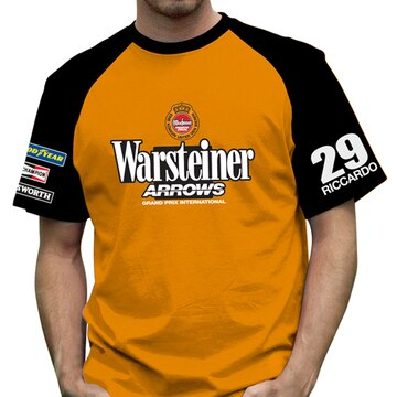 Vintage T-Shirt Arrows Warsteiner