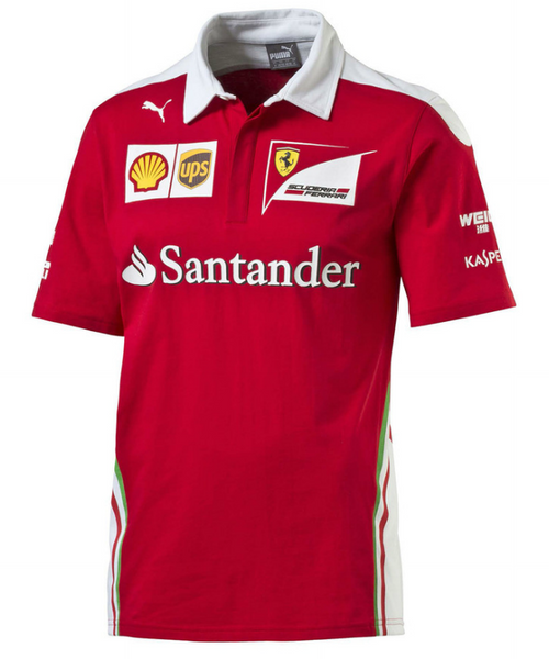 Scuderia Ferrari 2016 Team Polo