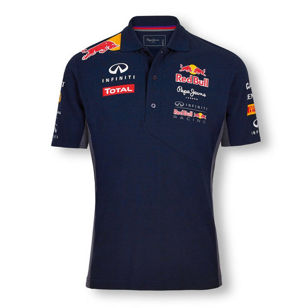 Infiniti Red Bull Racing 2014 Team Women Polo