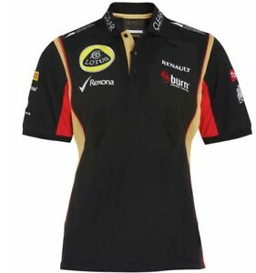 Lotus F1 Team 2013 Women Replica Polo